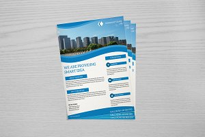 Corporate Flyer Template V678