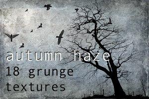 Autumn Haze Subtle Grunge Textures