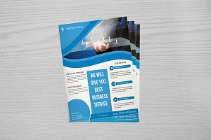 Corporate Flyer Template V679