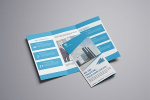 Trifold Business Brochure-V761