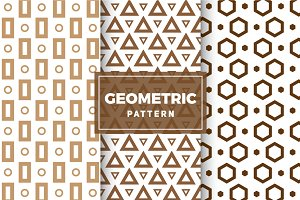 Geometric Vector Patterns #109