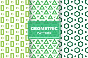 Geometric Vector Patterns #103