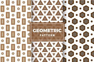 Geometric Vector Patterns #119