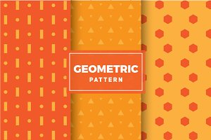 Geometric Vector Patterns #112