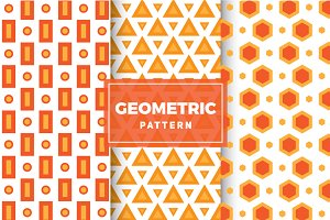 Geometric Vector Patterns #111