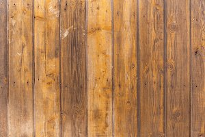 Old natural wooden shabby background