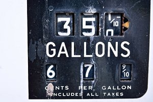 Gallons.