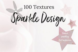 The sparkle texture bundle