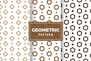 Geometric Vector Patterns #139
