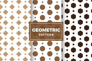 Geometric Vector Patterns #149