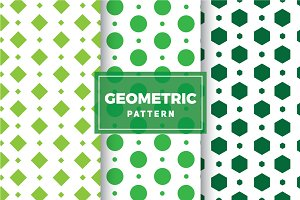 Geometric Vector Patterns #143