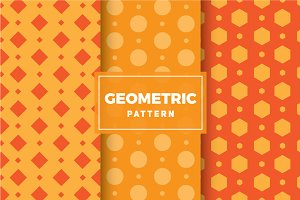 Geometric Vector Patterns #142