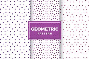 Geometric Vector Patterns #157