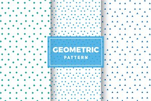 Geometric Vector Patterns #155