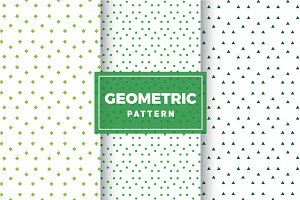 Geometric Vector Patterns #153