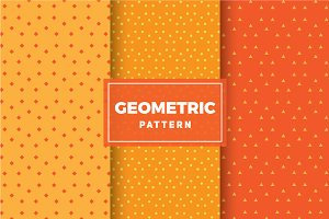 Geometric Vector Patterns #152