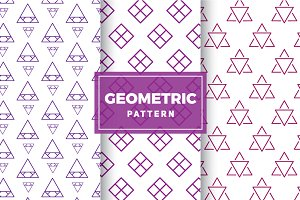 Geometric Vector Patterns #177