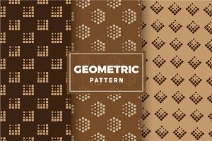 Geometric Vector Patterns #190