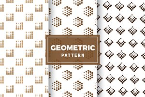 Geometric Vector Patterns #189