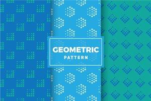 Geometric Vector Patterns #186