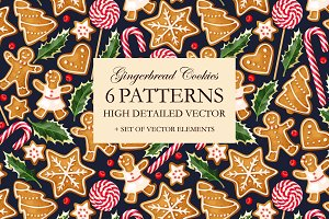 Patterns with Gingerbread