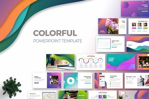 Colorful | Powerpoint Template