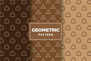 Geometric Vector Patterns #200