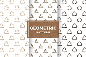 Geometric Vector Patterns #199