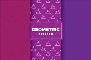 Geometric Vector Patterns #198