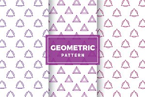Geometric Vector Patterns #197