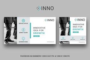 Facebook Ad Banners - INNO - SK