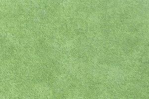 Artificial grass.