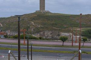 Hercules Tower (La Coruna, Spain).