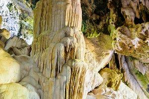 Bua Boke Cave Natural