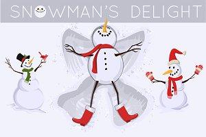 Snowman's Delight