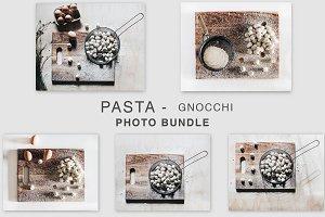 Pasta -  Gnocchi Photo Bundle