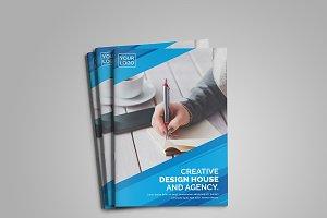 Pro Bi-Fold Brochure