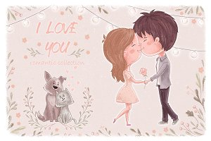 I Love You • romantic collection