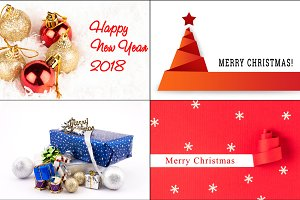 Christmas Images Collage