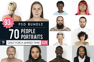 The Best People Portraits Bundle