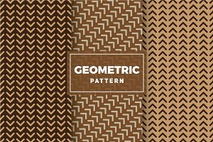 Geometric Vector Patterns #220