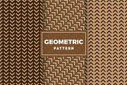 Geometric Vector Patterns #220