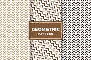 Geometric Vector Patterns #219