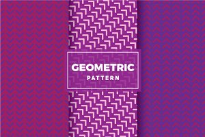 Geometric Vector Patterns #218