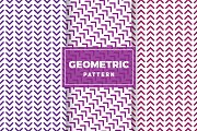 Geometric Vector Patterns #217