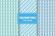 Geometric Vector Patterns #215