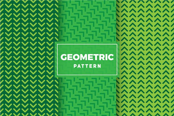 Geometric Vector Patterns #214