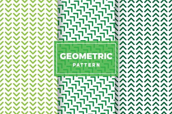 Geometric Vector Patterns #213
