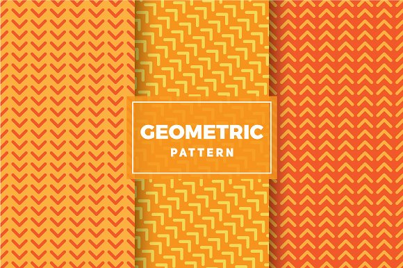 Geometric Vector Patterns #212