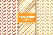 Geometric Vector Patterns #211